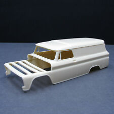NB323 Jimmy Flintstone 1/25 scale '66 Chevy Suburban Delivery Truck Chopped Top