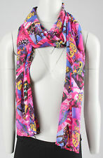 New Fashion Women Ladies Chiffon Indian Print Scarf soft wrap Long Shawl Scarves