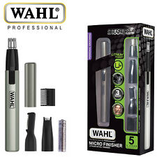 Wahl Professional Personal Hair Grooming Micro Finisher Lithium Detail Trimmer
