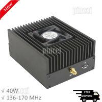 Digital RF Power Amplifier VHF 40W Radio DMR Amplifier FM Power Amp