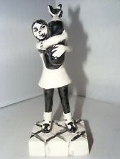 Kevin Francis Street Art Collection Bomb Hugger by Banksy Trial One of Piece