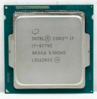 Intel Core i7-5775C CPU 4-Core 8-Threads 3.3 GHz LGA1150 Graphics 6200 Processor