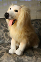 Realistic Dog Plush About 2 Feet Tall Best Made Toys Large Stuffed Animal