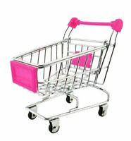 Coles Shopping Trolley Rose Pink ❤ for coles little shop