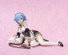 Re:Zero Rem w/ Chain 1/7 Scale Figure Anime Manga NEW