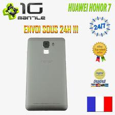 Cache/coque Batterie Arrière de remplacement Huawei Honor 7 Gris