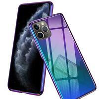 Farbwechsel Handy Hülle für iPhone 7 Plus / 8 Plus Case Slim Schutzhülle Cover