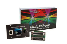 Pangolin Laser Flashback 4 ILDA Interface, mit Quickshow 4.0, Extra CD, FB4
