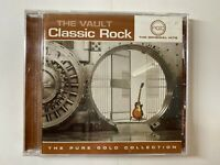 CD - THE VAULT - CLASSIC ROCK - Pure Gold Collection - Clean Used - GUARANTEED