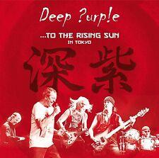 DEEP PURPLE - TO THE RISING SUN (IN TOKYO) 2 CD NEU
