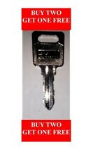 Ronis FH001 - FH400 Series cabinet locker desk keys to code BUY 2 GET 1 FREE!!