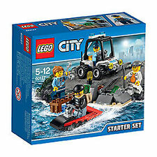 LEGO City Gefängnisinsel-Polizei Starter-Set (60127)