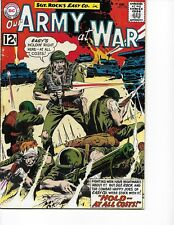 Our Army at War  #125 (Sgt Rock  FN  6.0) Dec-1962, DC