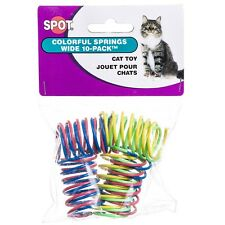 Spot Ethical - Colorful 10pk Springs for Cats - Free Shipping