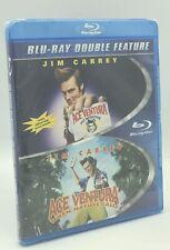 Ace Ventura: Pet Detective / ...When Nature Calls (2-Disc Blu-ray, 2014) NEW OOP