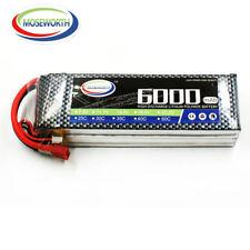 lipo Battery 14.8V 6000mAh 25C 4S Lipo Li-Polymer Battery Bateria AKKU RC Car