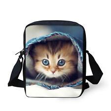 Fashion Animal Shoulder Bag Women Handbag Kids Cross Body Sling Purse Satchel