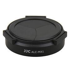 NEW JJC Auto Optional Lens Cap Black for PENTAX MX-1 MX1 Camera Automatic