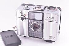 RICOH Auto Half SE2 35mm Half Camera 25mm F2.8