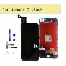 "For Black iPhone 7 4.7"" LCD Touch Screen Digitizer Display Replacement Assembly"