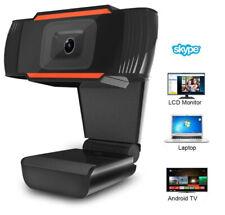 Cámara web USB con micrófono para cámara de escritorio y portátil Plug & Play