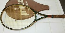 New listing Prince Woodie Graphite Tennis Racquet 4 5/8 With Cover