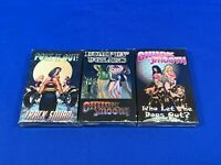 [NEW] Lot 3 Cassette Tapes Singles Bass Music - Chuck Smooth Track Squad Hip Hop
