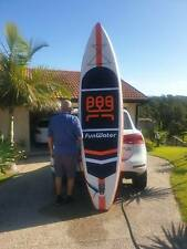 2x Inflatable Stand Up Paddle boards $200 each