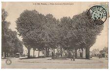 CPA 37 - TOURS (Indre et Loire) - G.B. 239. Place Loiseau d'Entraigues