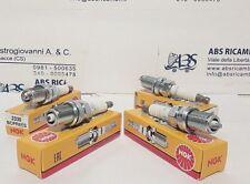 4 CANDELE ACCENSIONE MOTORE FIRE FIAT PANDA (141) UNO - LANCIA Y10 NGK BCPR6ES