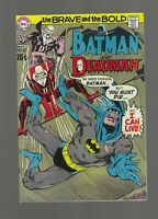 Brave & the Bold #86 (DC, 1969) NM- 9.2 Batman & Deadman, Neal Adams