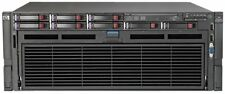 HP DL580 G7, 4 Intel Xeon X7560, 1 To Ram DDR3, 2x 600 Go SAS 10K - Rails