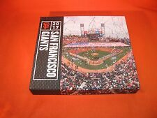 Box Season Ticket  with Medal and Bag San Francisco SF Giants SGA 2017 New