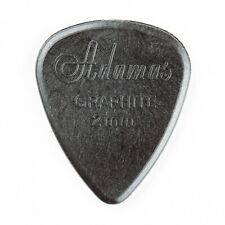 12 (Twelve) ADAMAS Guitar Picks 2.00MM NEW Graphite RARE SEALED PACK 15R