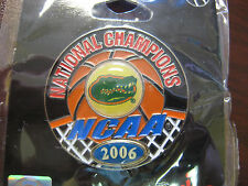 2006 Final Four National Champs Pin - University of Florida
