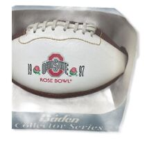 Collectible Licensed 1997 Rose Bowl Mini Football