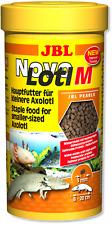 JBL NovoLotl M 250ml  Complete food for small Axolotl