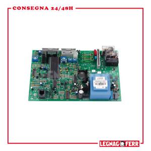 Scheda TEC2M-HS MI/MFFI per Caldaia Ariston Ricambi Originali 65101374 ex 998641
