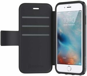 Griffin Survivor Adventure Wallet Case for iPhone SE 2020 iPhone 8/7/6S/6 Black