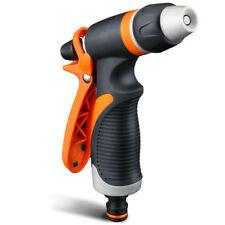 Garden Hose Nozzle Spray Water Nozzle With Adjustable Watering Patterns