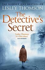 The Detective's Secret (The Detective's Daughter),Lesley Thomson