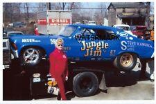 "1960s Drag Racing-""Jungle Jim"" Liberman's 1969 Nova at Cecil County Drag-O-Way"