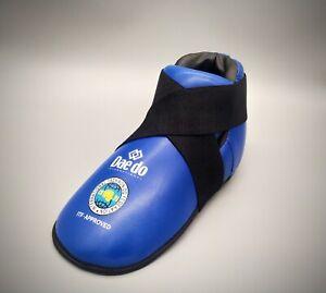 ITF Taekwon-do Kickboxing Standard Equipment, Foot protection, karate boots