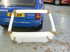 Vauxhall Nova Fibreglass Tailgate