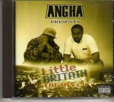 (BL903) Angha, Little Britain, The Mix CD - 2008 CD