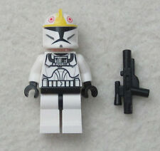 LEGO STAR WARS YELLOW CLONE PILOT MINIFIG figure storm trooper minifigure toy