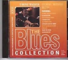 (CA224) T-Bone Walker, Stormy Monday Blues - 1994 The Blues Collection CD No 016