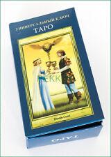 Universal Key Tarot 78 Card Deck Универсальный Ключ ТАРО Russian Davide Corsi