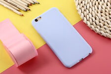 New Thin Pastel Candy Soft TPU Silicone Cases Cover Skin Shell For Huawei Series