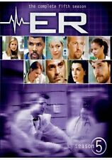 E.R. The Complete Fifth Series 5 Season 5 Five Complete ER E R New And Sealed